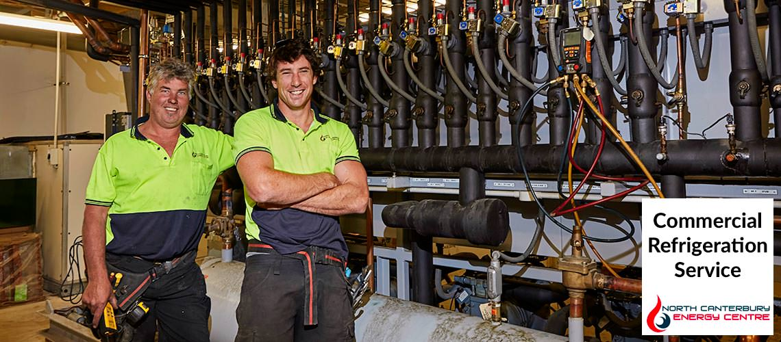 North Canterbury Energy commercial refrigeration service